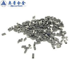株洲硬质合金锯齿片 YG6X锯木刀头 切割铝合金