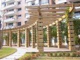 首佳木結構專業廊架花箱棧道等木結構製品供應商