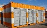 倉儲集裝箱、20尺長6米3開門捲簾門集裝箱