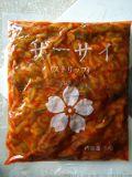 1000G榨菜丝(辣味)