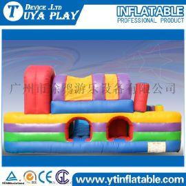 充气滑梯_大型充气玩具_产品介绍