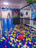 兒童遊樂設備組合滑梯海洋球池遊樂場配套設備河南新興遊樂