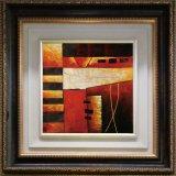 畫框生產廠家,定制油畫框、酒店大型仿古金銀箔鏡框裝飾畫框