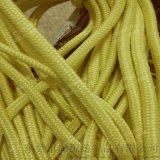 厂家直销阻燃芳纶绳 海洋救助绳 耐刺割高空作业绳