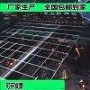 厂家直销低碳钢丝镀锌网片 桥梁建筑养殖铁狗笼网片