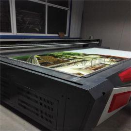 理光G5打印机电视背景墙高精度UV打印机厂家直销