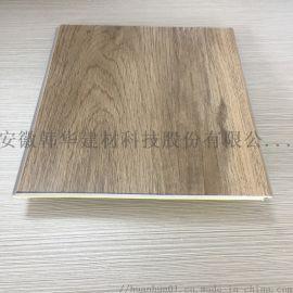 雪雁江苏免胶防水SPC石塑地板PVC塑料工程用