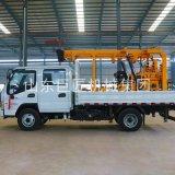 XYC-200车载钻井机械设备 液压回转式水井钻机