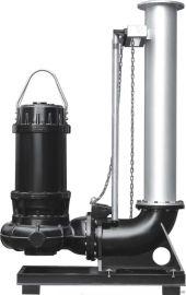 大口径污水排污泵 天津WQ排污泵 自吸泵