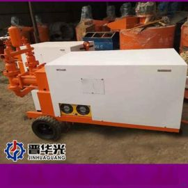 四川凉山SJ200型液压砂浆泵 全液压传动效率高效率高