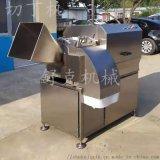 商用大型凍肉切丁機火腿切丁設備
