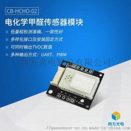 甲醛传感器模块_四方光电