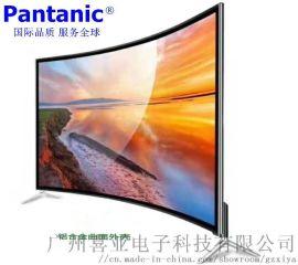 超高清4K铝合金防爆曲面电视