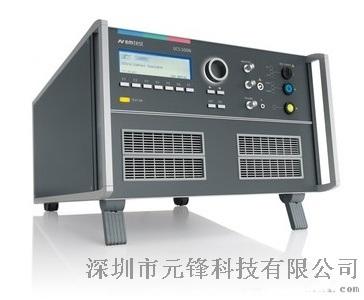 工业电子测试超小型抗干扰信号模拟器 EMtest UCS 500N7