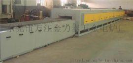 网带式铜管热处理工业电炉 铜材退火设备