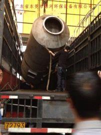 厂家供应重庆工厂喷淋填料塔 废气净化设备 黑烟喷淋填料塔厂家定制