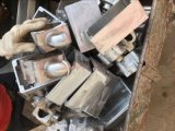 河北專業定製鋁鑄件重力鑄造 澆鑄鋁件
