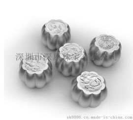 中秋节千足银月饼厂家供应批发价格促销办公礼品