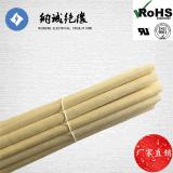 許昌納誠耐高溫矽樹脂管米黃色玻纖管2751矽橡膠玻璃纖維管耐壓4000V矽橡膠管