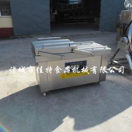 天津大米真空包装机 全自动双室真空包装机