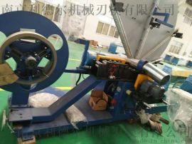 螺旋風管機圓管風管生產線設備鍍鋅白鐵皮全自動螺旋風管機