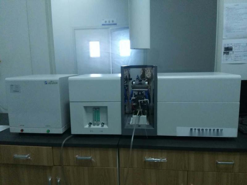 火焰石墨炉一体原子吸收分光光度计