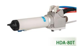 五金专用弘大HDA-80T自动静电喷枪