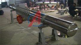 螺旋振动给料机|管式螺旋上料机|淤泥螺旋输送机