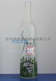 好看的玻璃瓶子,玻璃容器,**玻璃酒瓶