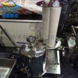 小推车滤芯过滤器 带  泵 上海精密过滤器厂家