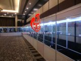 上海展会活动铝合金高玻璃柜出租
