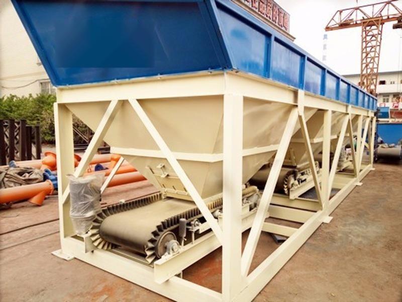 混凝土配料机,亿立PLD1200混凝土配料机,2仓配料机,厂家价格