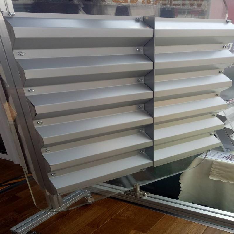 胜博 YX35-125-750型单板 0.3mm-1.5mm厚耐腐蚀压型板/坲碳漆层横挂板/高强度高度锌压型板