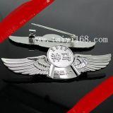金属徽章定做高档徽标制作