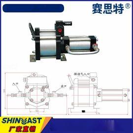 济南赛思特GPV02 05 气体空气增压泵 气动加压泵