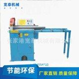 厂家直销 455半自动铝切机 铜铝型材自动高密度下料切割机