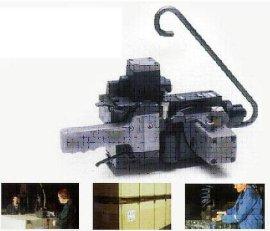 气动免扣塑钢带打包机(P350 重型包装)