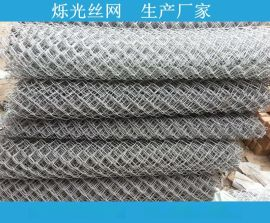全自动编织镀锌勾花网 护坡砂浆菱形勾花网多钱一平米