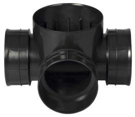 起始流槽检查井 PE塑料检查井 市政排污 排水检查井厂家直销