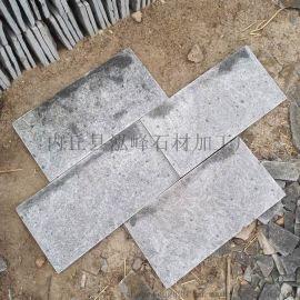 蘑菇石廠家,白木紋蘑菇石,牆面文化磚,河北板巖石材