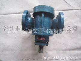 泊头金海DYB焦油泵/杂质泵/燃油泵/点火机组泵