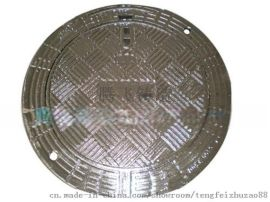 腾飞铸造生产球墨铸铁井盖雨水篦子重质量守信誉