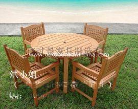 深圳户外休闲桌椅、实木桌椅质量保证