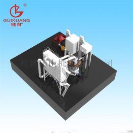 年产20万吨矿渣立磨机就选同力重机
