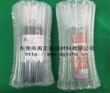 惠州气柱袋卷材气泡柱气囊充气包装快递防震