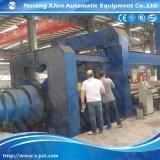 南通宣均大型卷板機 30X12000石油管道卷板機
