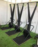 商用健身房風阻滑雪機新款有氧健身器材