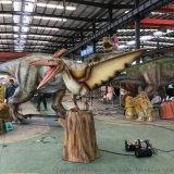 自贡恐龙厂家出租定制仿真恐龙模型