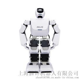 乐聚小艾智能表演机器人