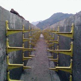 PVC高强度电缆支架 玻璃钢支架防**